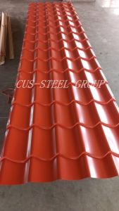 Colorful Metal Roof Tile/Corrugated Metal Roofing Sheet pictures & photos