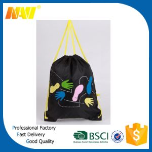Professtional Manufacturer Making Drawstring Backpack pictures & photos