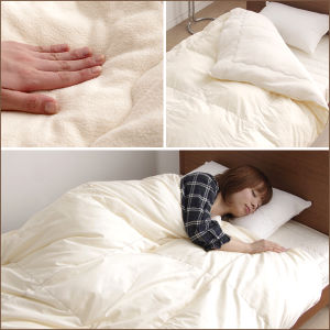 Japan Famous Thinsulate 3m Warm Winter Comforter pictures & photos