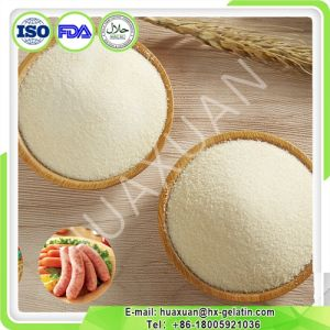 Gelatin Granular Edible Grade From Pig Skin pictures & photos