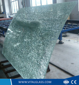 Colored Tempered Patterned Glass/ Clear Float Window Glass pictures & photos