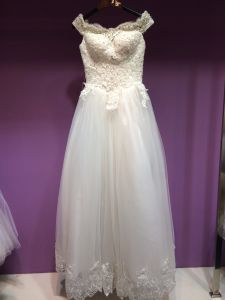 New Arrival A Line Sleeve Wedding Dress Under 150USD pictures & photos