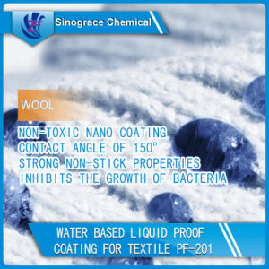Water Based Superhydrophobic Coating for Textile pictures & photos
