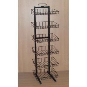 4 Tier Floor Storage Shelf (pH12-012) pictures & photos