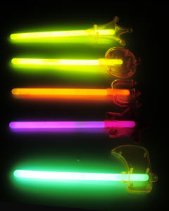 "Holiday Toys 8"" Glow Stick Glow Fork (YCK10200) pictures & photos"