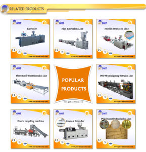 PVC WPC Ceiling Panel Plastic Production Extrusion Making machinery Line pictures & photos