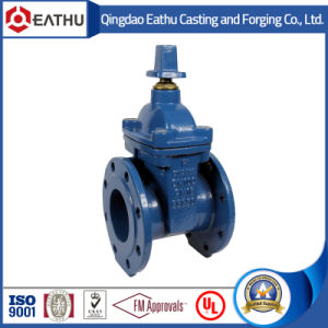 DIN3352 F4 Cast Iron Pn16 Gate Valve pictures & photos