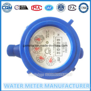 Dn15mm Plastic Body Multi Jet Magnetic Water Activity Meter pictures & photos