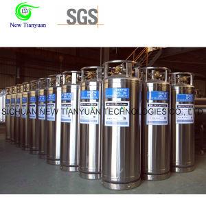 Vertical Liquid Nitrogen Medium Welded Cylinder Tanker pictures & photos