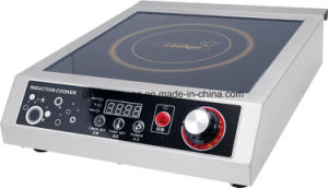 High Quality Commercial Induction Cooktop for Hotel Kitchen Equipment pictures & photos