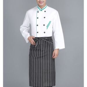 Restaurant Cook Chef Uniform Design and Chef Jacket Design pictures & photos