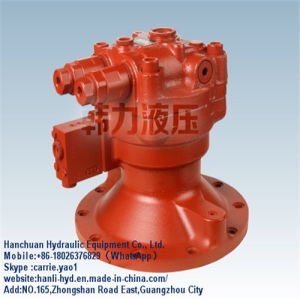 Supply Hydraulic Kawasaki Swing Oil Motor for Excavator (M2X63) pictures & photos