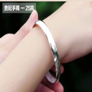 999 Silver Bracelet with Silver Bracelet pictures & photos