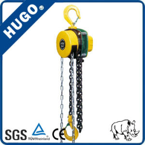 0.5t-50t Manual Chain Block Hsz Modle Ce Certificate From China pictures & photos