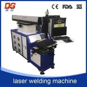 New Advertising Word 400W 4 Axis Automatic Laser Welding Machine pictures & photos
