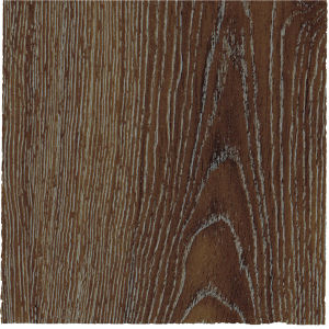 Brown Washed Oak Woodgrain Decorative Paper for Laminating pictures & photos