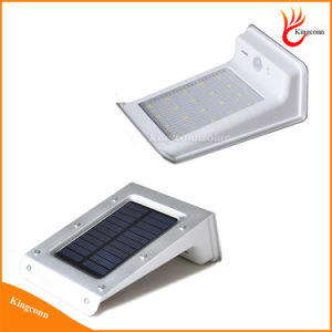 20 LED Solar Light Outdoor Solar Lamp with Motion Sensor pictures & photos