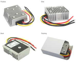 DC to DC 12V to 36V 2AMP 72W Converter Boost Module, DC-DC Step up Power Regulator pictures & photos