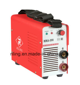 Smart Inverter MMA Welding Machine (IGBT-140E/160E/200E) pictures & photos
