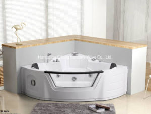 Corner Bath Tub with Multi-Functions pictures & photos