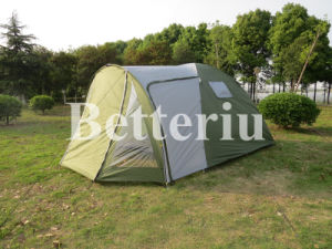 Big Tent for Family Camping in Bulk pictures & photos