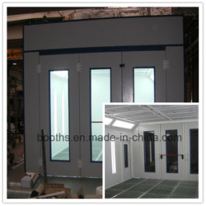 Energy-Saving System Used Car Paint Booth with Ce Approved pictures & photos