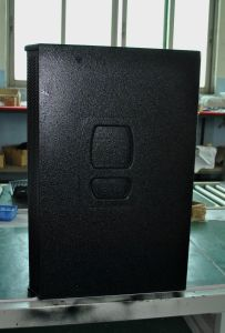 "Single 15"" Two-Way Loudspeaker Professional Speaker pictures & photos"