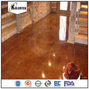 Metallic Effect Epoxy Floor Dyes pictures & photos