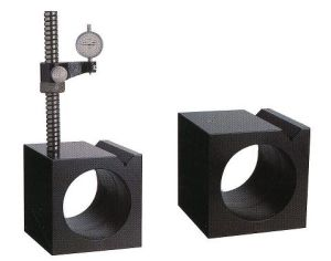 Measuring Tool Granite Block for Checking Perpendicularity and Parallelism, V-Groove pictures & photos