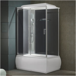 Simple Bathtub with Shower Panel and Shower Room (K-507N-L) pictures & photos