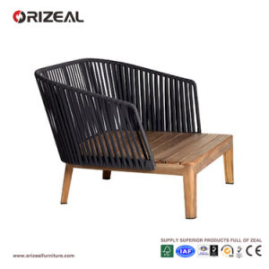 Outdoor Teak Wooden Club Chair with Arms Oz-Or073 pictures & photos