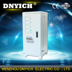 SVC-10kVA Three Phase Power Regulator / Voltage Stabilizer / Automatic Voltage Stabilizer Circuit Diagram pictures & photos
