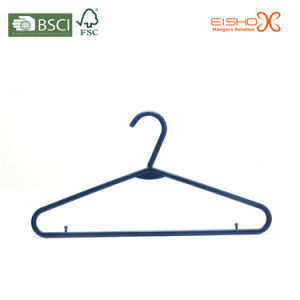 Beautiful Style Home Usage Plastic Hanger (5ZHQ0028) pictures & photos
