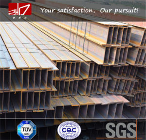 En S235/S355 H Steel Profiles pictures & photos
