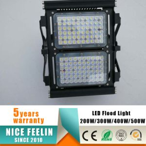 Light Weight Small Size 500W Meanwell Driver LED Floodlight pictures & photos
