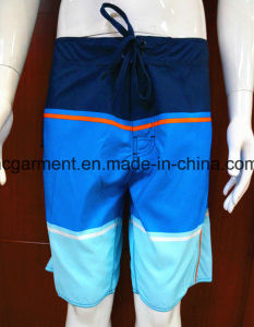 Swimming Wear Polyester/Cotton Board Shorts Quickly Dry for Man/Women pictures & photos