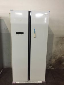 Side by Side Refrigerator Freezer with Long Handle pictures & photos