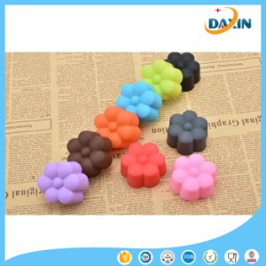 Tulip Flower Shape Horse Fern Cup Silicone Cake Mold pictures & photos