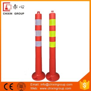 PVC Delineator Post pictures & photos