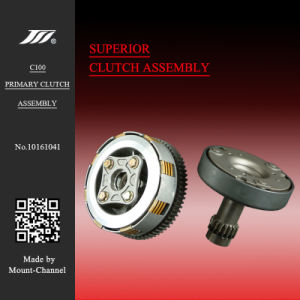 Excellent Quality C100 Primary Clutch Assembly/One Way Clutch and Clutch for Honda Motorcycles pictures & photos