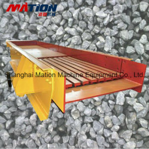 China Zsw Mineral Vibrating Feeder