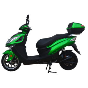 Grankee Electric Motorcycle with Pedal Big Power Scooter with Pedal pictures & photos
