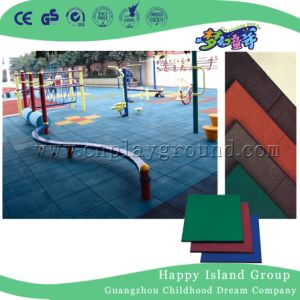 Playground Floor Safety Rubber Mat with En1171 En1177 (M11-12401) pictures & photos
