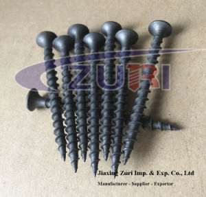 C1022 Steel Hardend Drywall Screws 4.8*127 pictures & photos