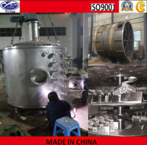 Plg Series Continuous Type Disc Plate Fluid Bed Dryer pictures & photos