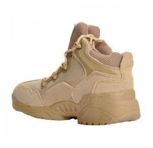 Hot Selling Tactical Ankle Shoes pictures & photos