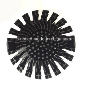 Chinese Factory Custom-Made 1070 Aluminum Cold Forging Heat Sink for LED Light pictures & photos