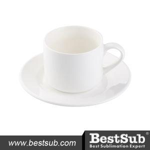 6oz Bone China Coffee Mug W/ Saucer (BGZ6) pictures & photos