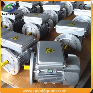 Aluminium Housing Single Phase 1 Phase Electric Motor pictures & photos