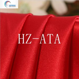 High Quality Stretch Satin Fabric pictures & photos